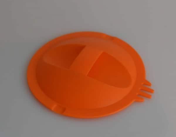 Béaba Babycook® Pro/ Pro 2X Mixing Lid - Orange