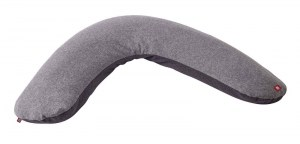 Béaba Big Flopsy Maternity and Nursing Pillow - Charcoal