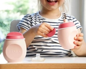 Béaba BabySqueez - Pink