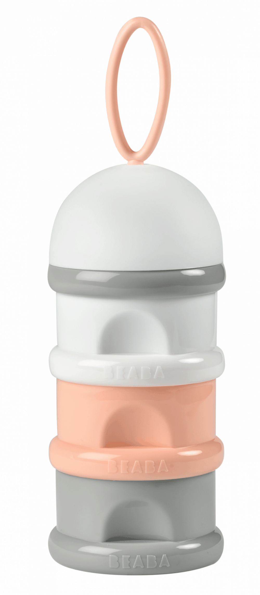 Beaba Formula Snack Container in Blush