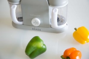 Babycook Cloud Duo with Peppers