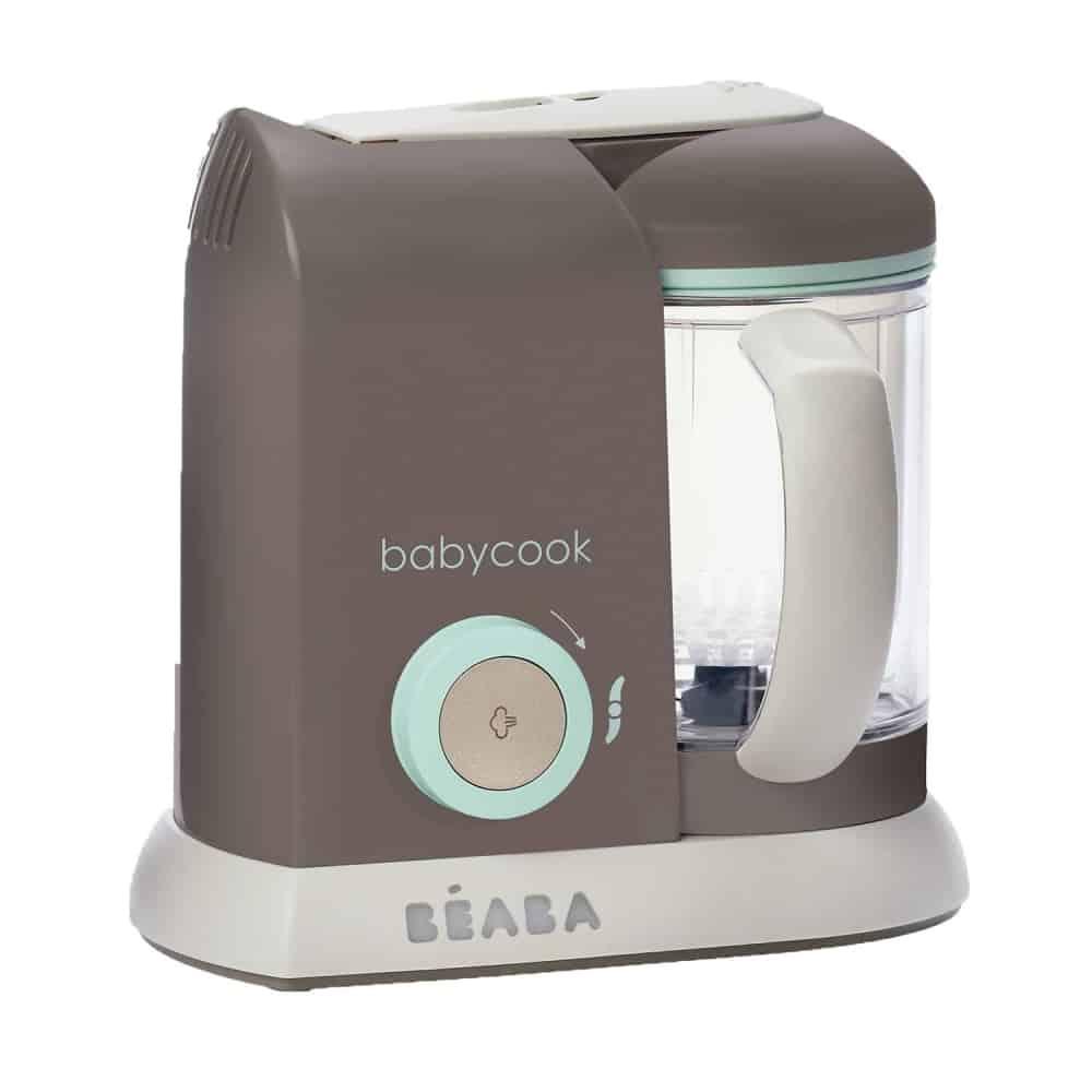 BEABA Babycook in Latte Mint