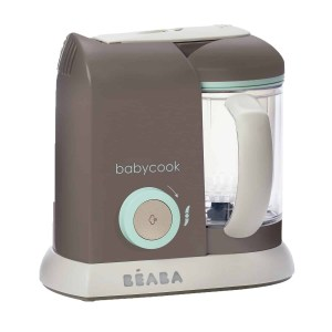 BEABA Babycook in Latte Mint