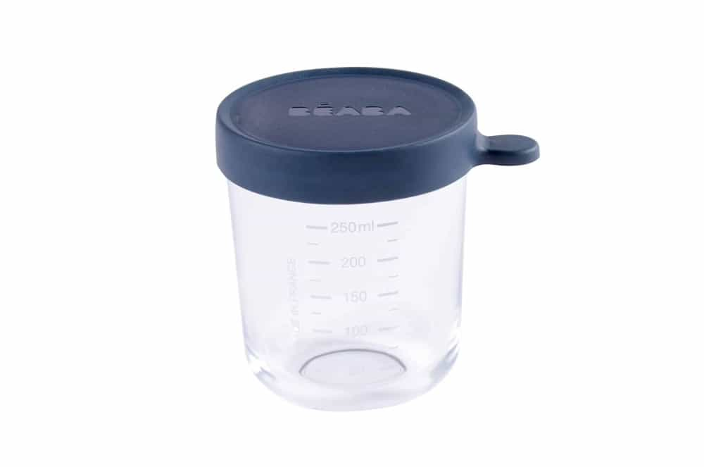 Glass Container Midnight