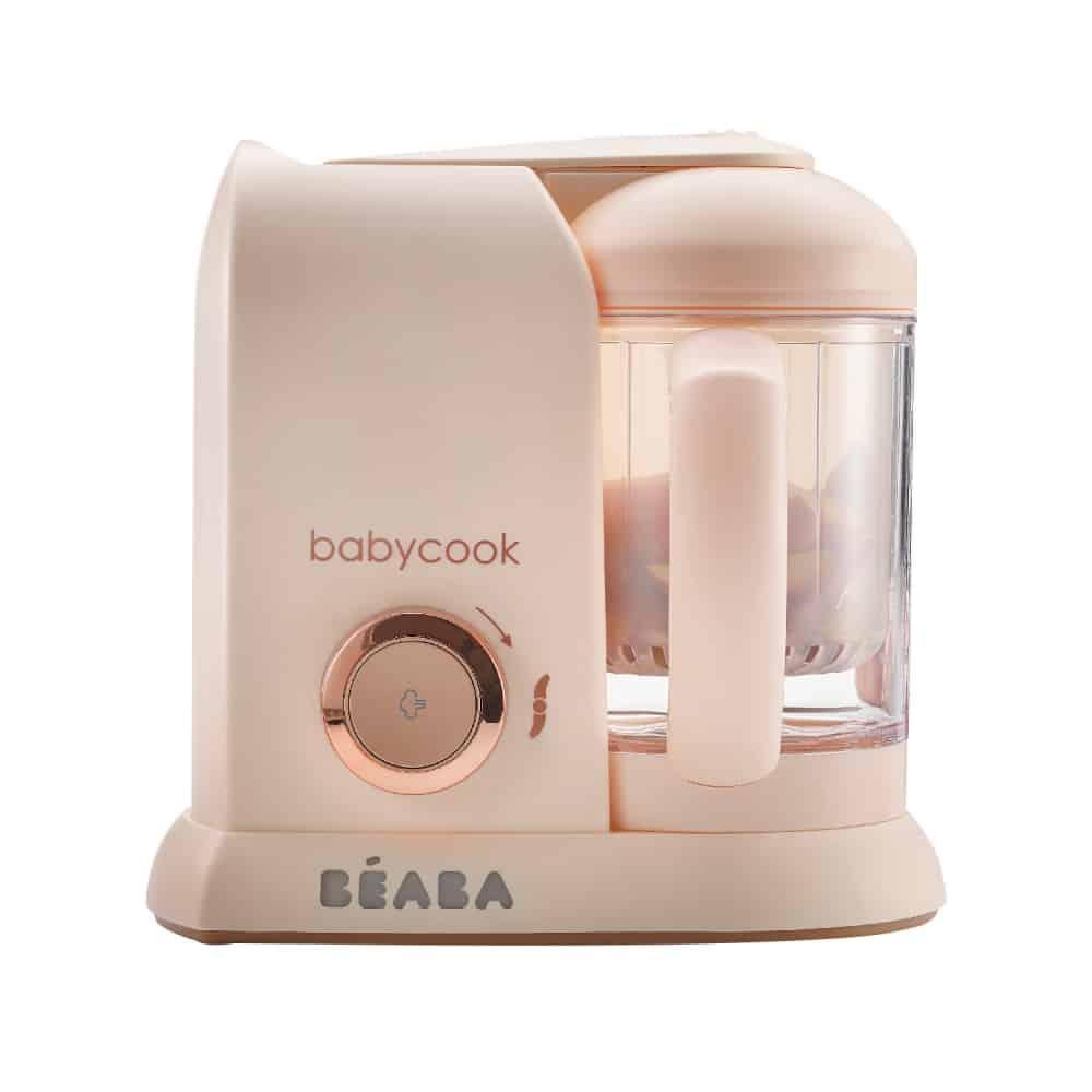 babycook rose gold