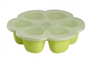 Beaba Multiportions™ Silicone Tray in Neon