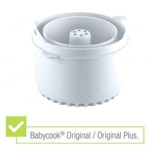 Béaba Rice, Pasta & Grain Insert - for Original/ Original Plus (Classic) models - White