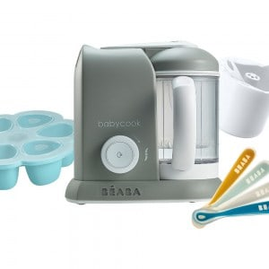 Beaba Essential Baby Feeding Bundle