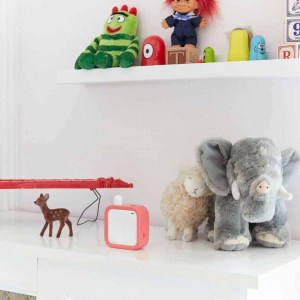 Beaba Minicall Baby Monitor in nursery room