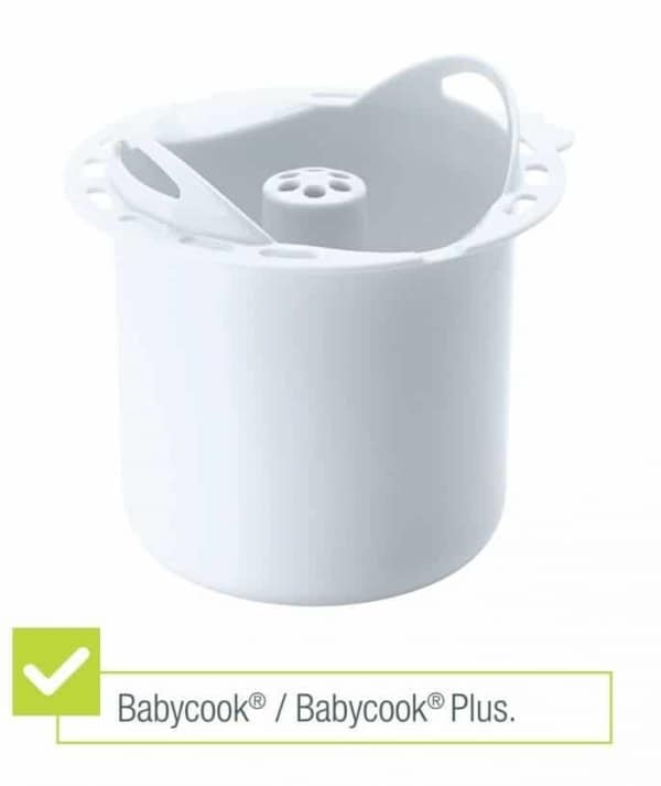 Béaba Rice, Pasta & Grain Insert - Babycook and Babycook Plus (Pro/Pro2X) models - White