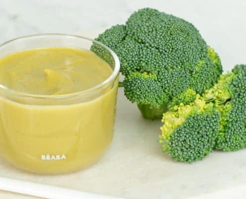 Broccoli Puree
