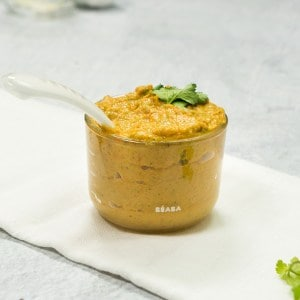 Baby Tiki Masala in a bowl