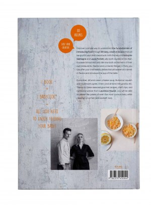 Béaba Cookbook: Baby's First Foods with Babycook –  Alain Ducasse Edition
