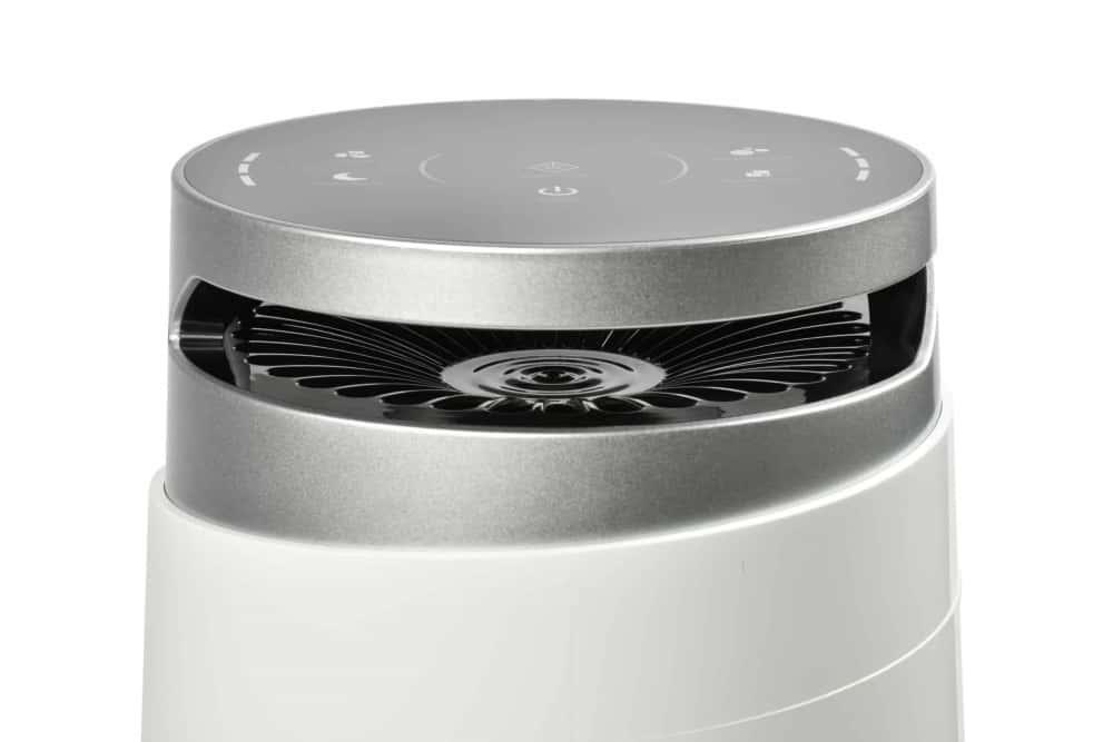 Beaba air purifier functions