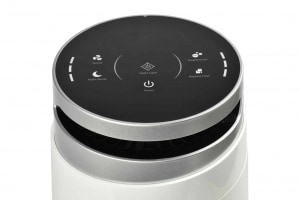 Beaba air purifier buttons