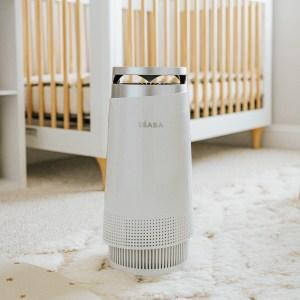 Air Purifier In Nursery