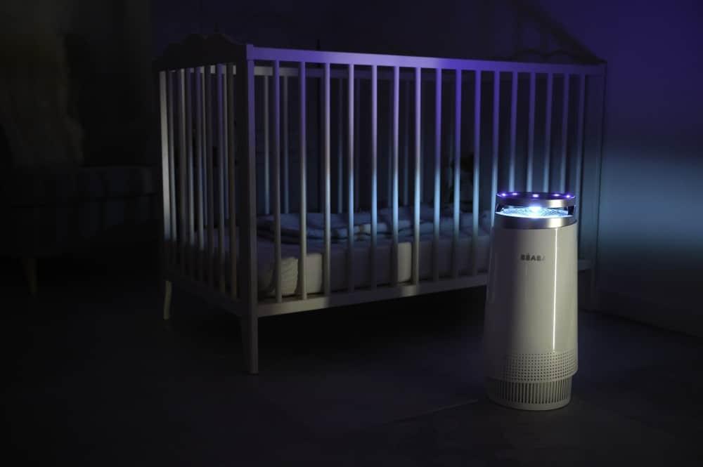 BEABA air purifier night