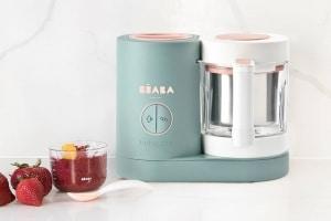 Béaba Mama Chef Set in Blush