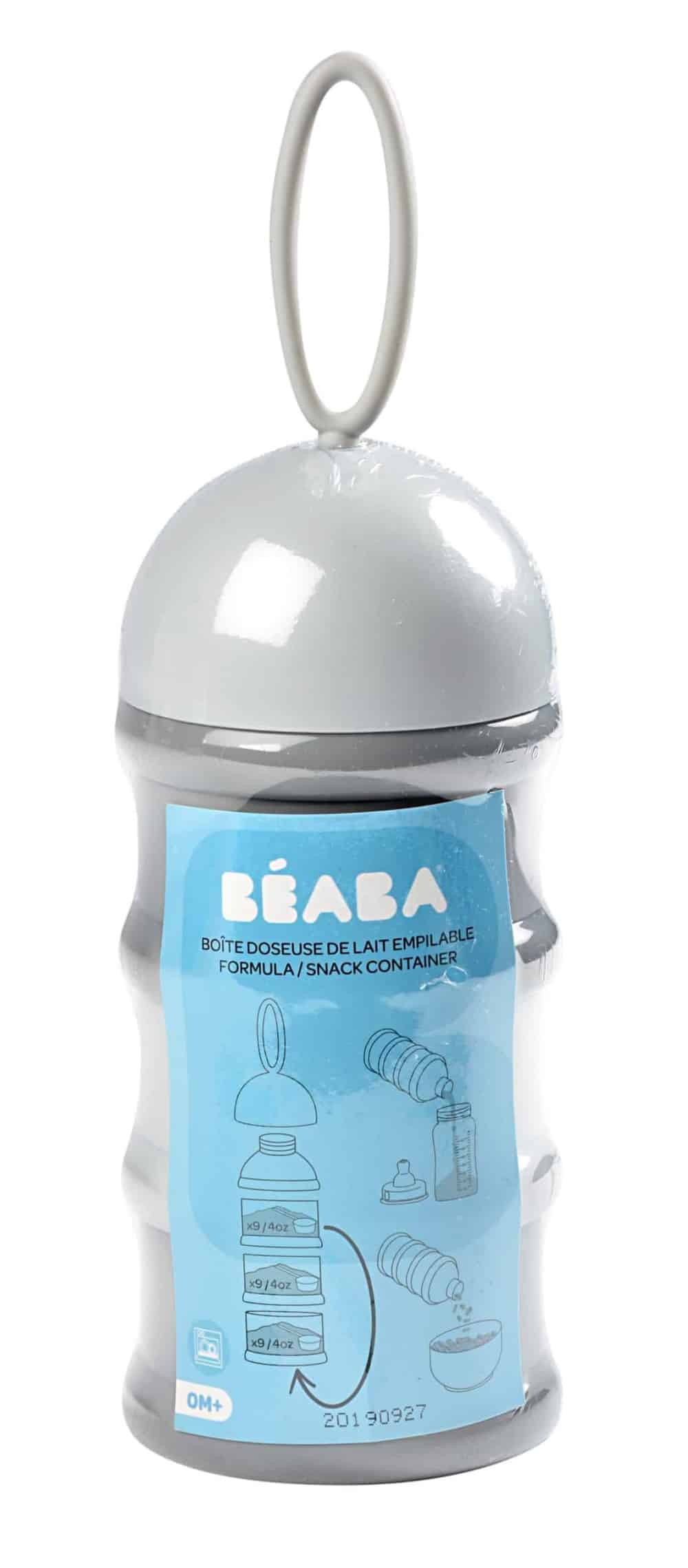 Beaba Formula Snack Container in packaging in cloud