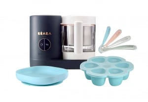 Beaba Chef Set Sky