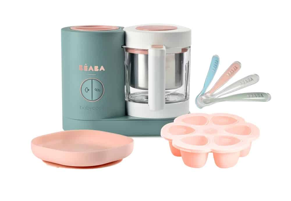 Beaba Mama Chef Set Blush