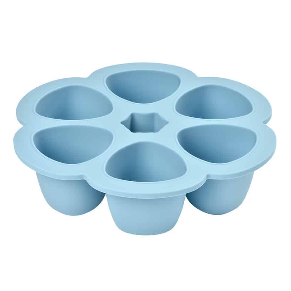 Beaba multiportions without lid in rain