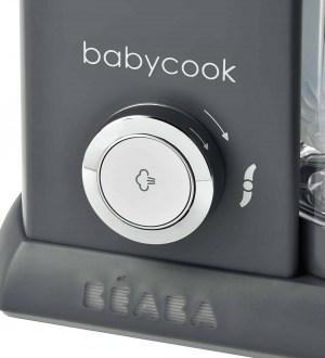 babycook charcoal