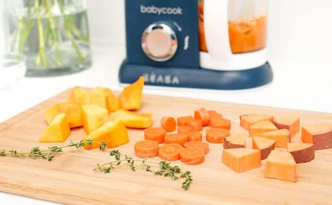 Tips for Making Homemade Baby Food