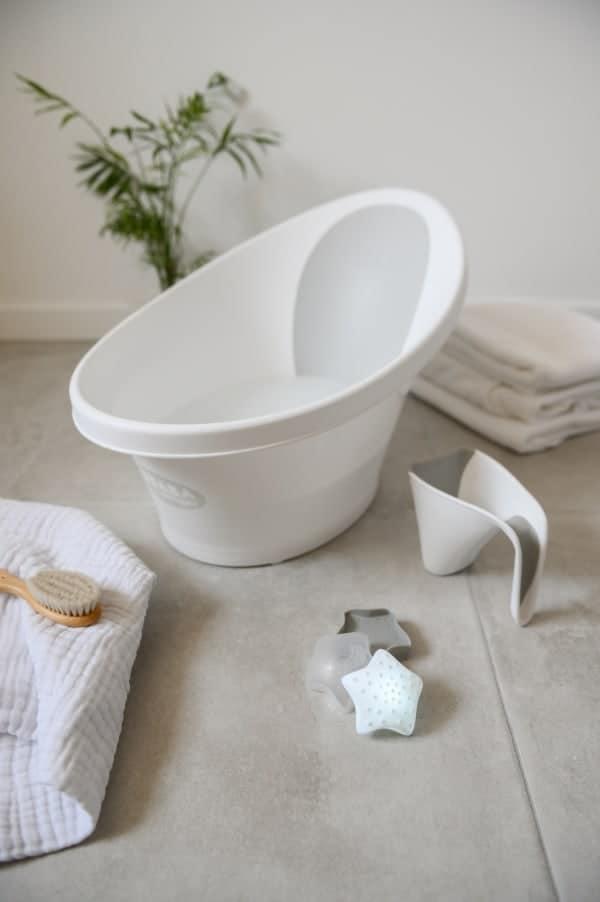 BEABA X Shnuggle Bath