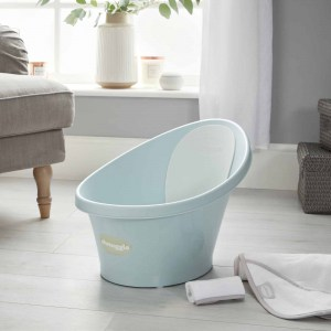 Beaba by Shnuggle Baby bath in aqua