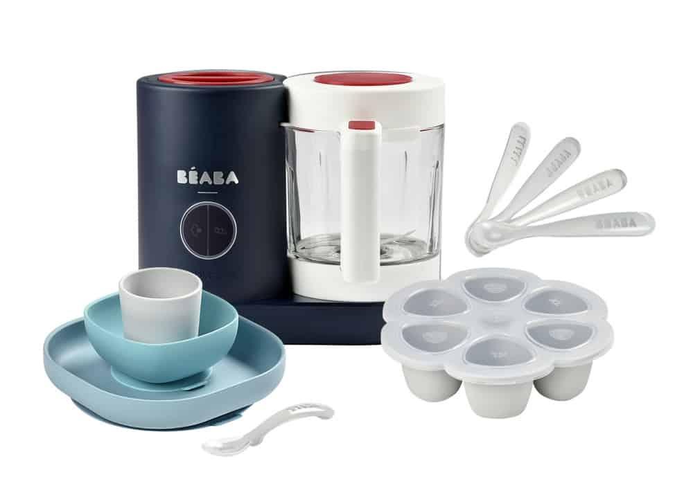 Beaba Papa Chef Set - French Touch