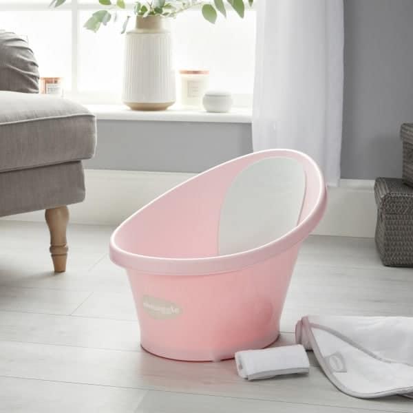 Beaba x Shnuggle Bath Rose