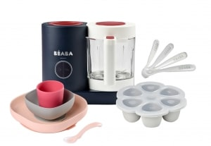 BEABA chef set in french touch