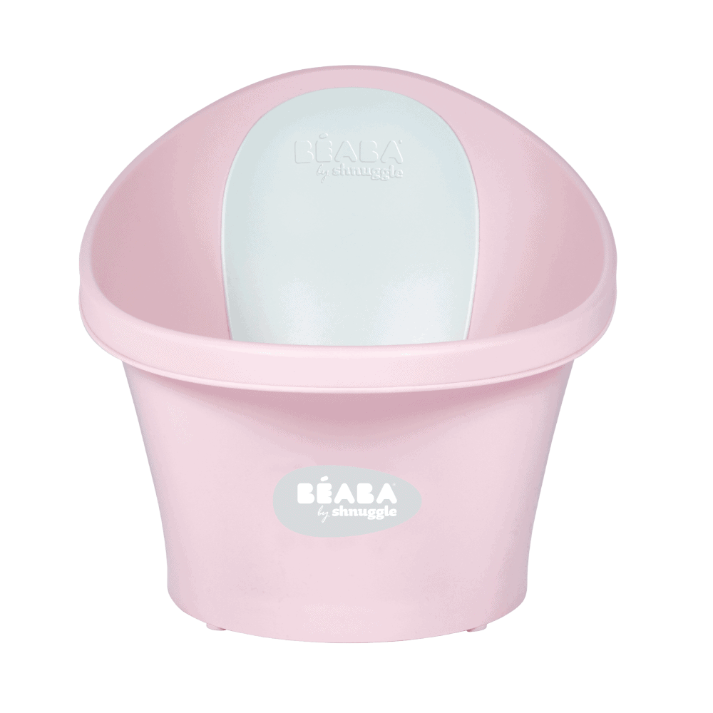 Beaba by Shnuggle Baby bath in rose
