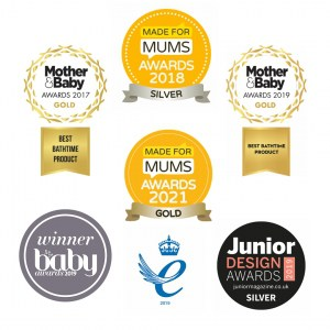 shnuggle bath awards list
