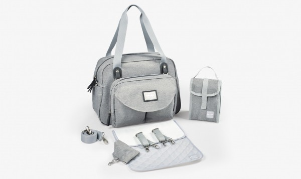 BEABA Must Have Modern Diaper Bag