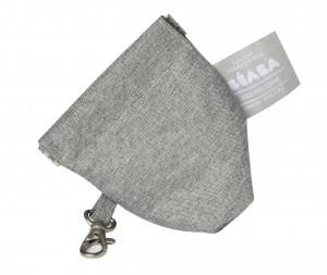 Beaba Must Have Modern Diaper Bag pacifier pouch