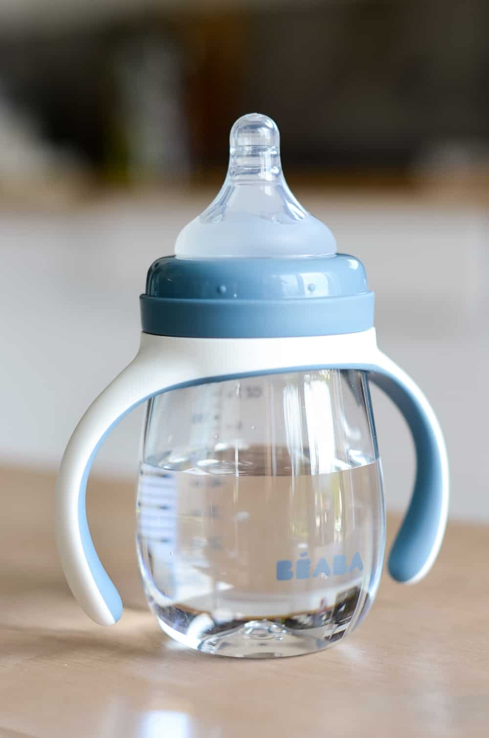 Beaba 2-in-1 Training Bottle Rain
