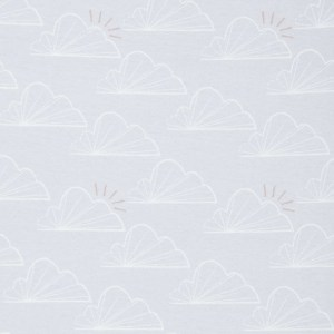 Beaba by Shnuggle Air Crib Cloud Fitted Sheets