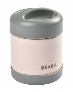 stainless steel insulated jars rose