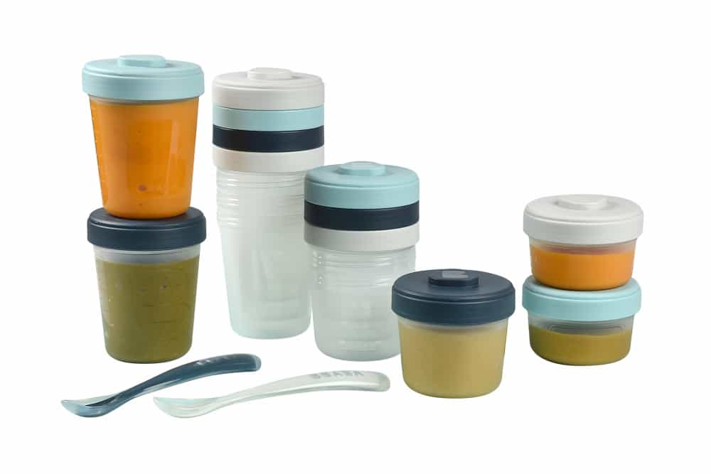 913501 Clip Containers Set of 12